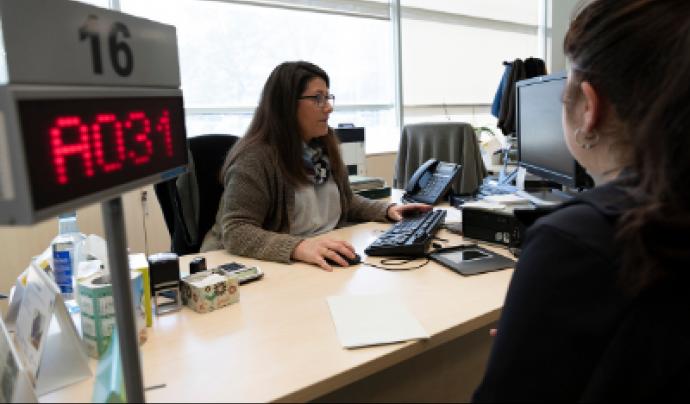 Les persones trans pateixen freqüentment situacions de discriminació laboral. Font: Generalitat de Catalunya