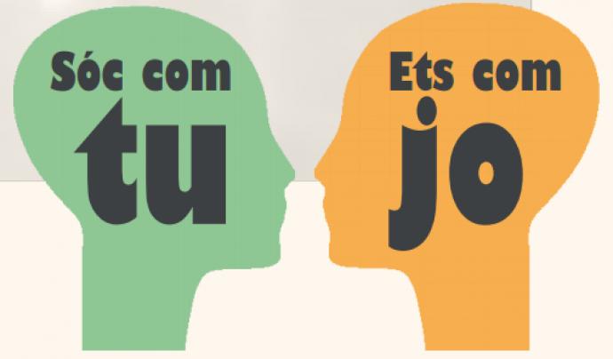 Imatge d'una campanya duta a terme per la Fundació Salut Mental Catalunya