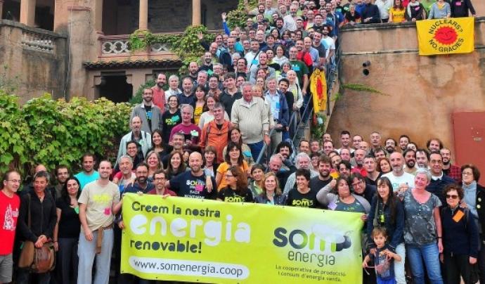 Escola d'estiu 2016 de Som Energia. Font: Som Energia Font: