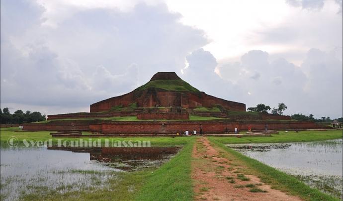 Gran Monestir budista de Somapura Mahavihara