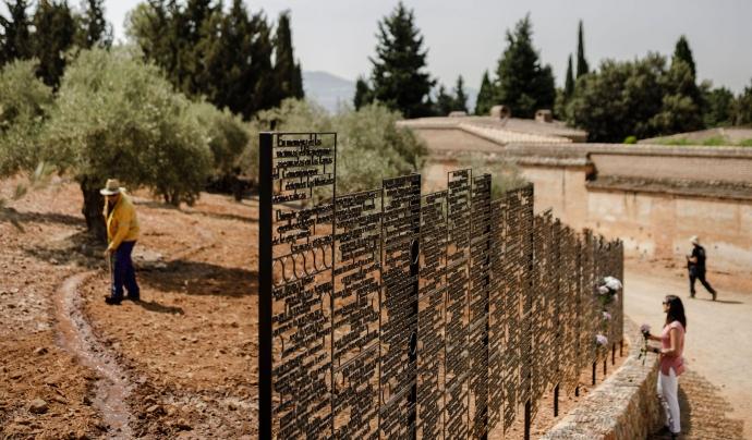 """""""Sombras de memoria"""" (San José, Almería)"""