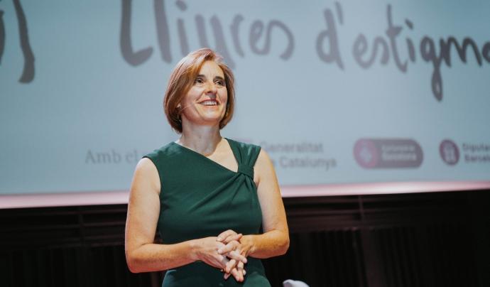 La directora d'Apropa Cultura, Sònia Gainza. Font: Apropa Cultura