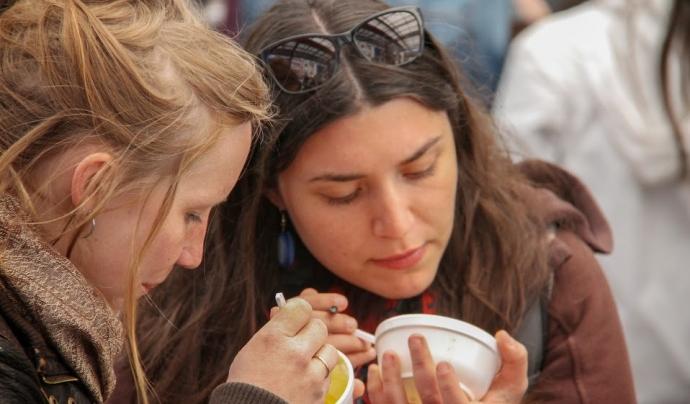 Festival Sopes del Món 2014. Font: Pedro Garcia (Google+)