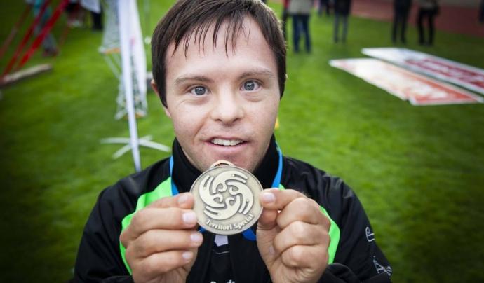 Competint al 'Territori Special' Font: Special Olympics
