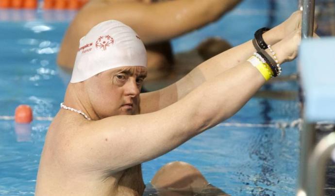 La natació, una de les 14 disciplines dels Jocs Font: Special Olympics