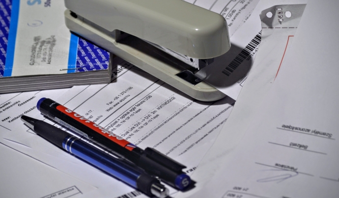 Les factures rectificatives sempre han d'incloure l'import de la rectificació. Font: Pixabay. Font: Pixabay