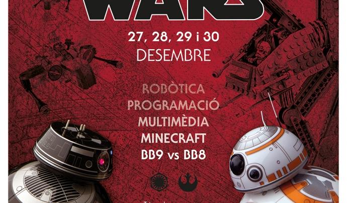 Cartell del II campus d'Star Wars