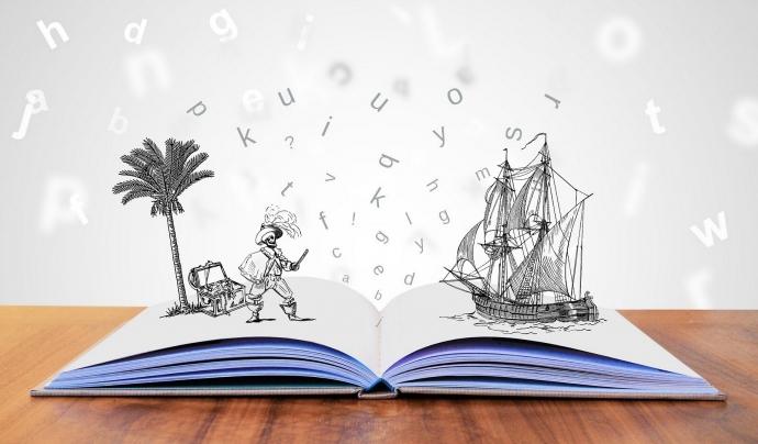 Recomanacions de llibres per fer volar la imaginació en temps de confinament. Font: CC