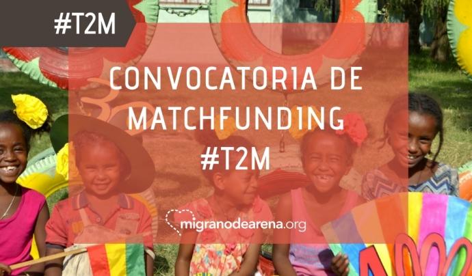 matchfunding #T2M migranodearena Font: migranodearena