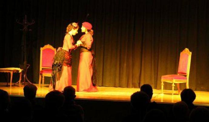Taca'm. Concurs de Teatre Amateur (Caldes de Montbui, del 5 de febrer al 26 de març).