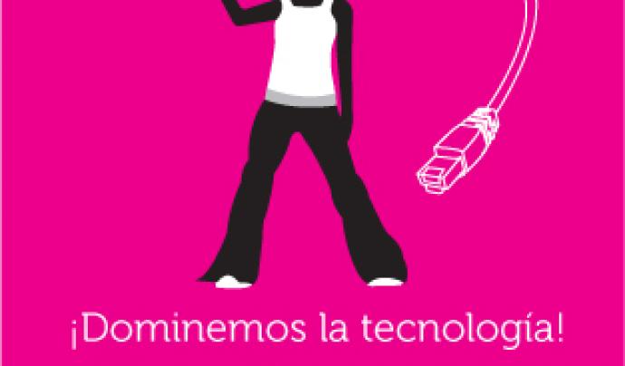 Cartell de la campanya Take back the tech!