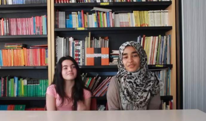 Fotograma d'un vídeo d'una edició anterior del projecte