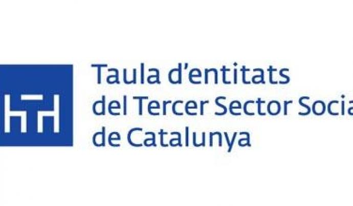 Logotip de la institució Font: Taula del Tercer Sector