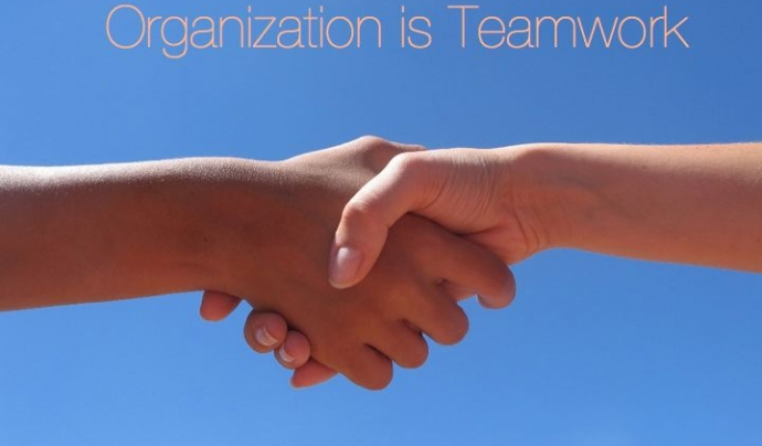 Teamwork. Font: Twentyfour Students (Flickr)