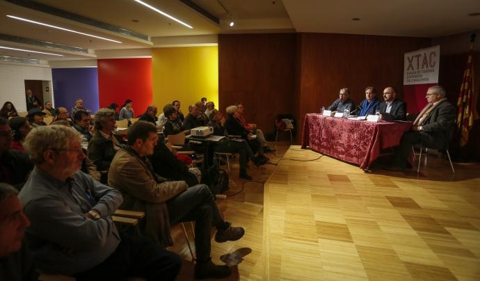 27 entitats formen part de la XTAC (font: XTAC ©Martí E. Berenguer).