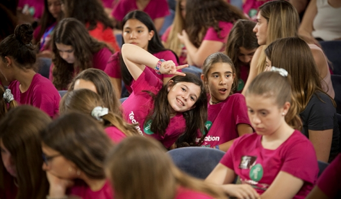 Technovation és un repte internacional que pretén promoure les vocacions tecnològiques de les nenes