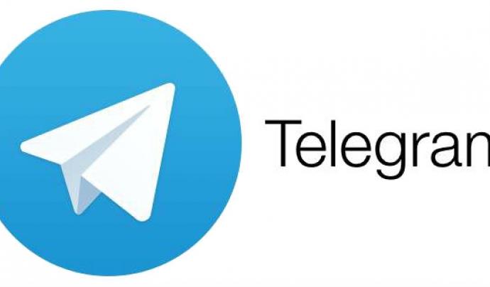 Telegram és l'alternativa de Whatsapp i de programari lliure. Cal tenir-lo en compte en el món del tercer sector.