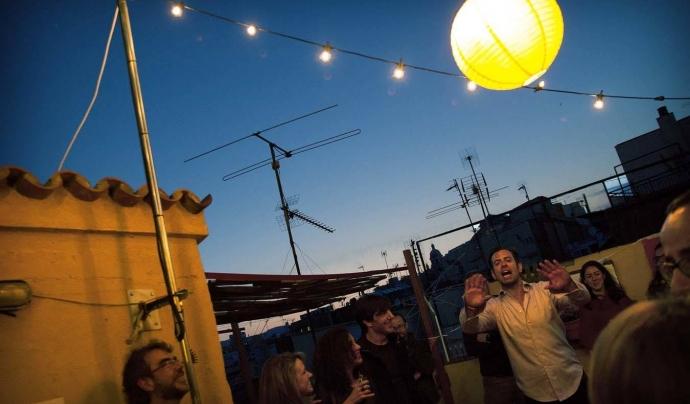 Torna el 'Terrats En Cultura', amb espectacles i concerts a les alçades i a l'aire lliure. Font: Terrats en Cultura