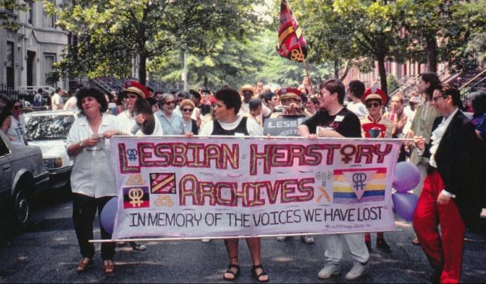 'The Archivettes' explora la invisibilitat de les dones lesbianes a partir de la història dels Lesbian Herstory Archives de Nova York. Font: IdemTV