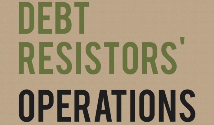 Font: Debt Resistance UK