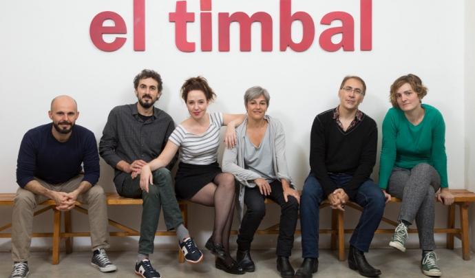 L'escola de teatre i cooperativa El Timbal celebra enguany el 50 aniversari. Font: El Timbal