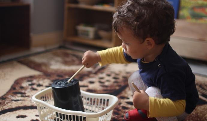 La quarantena es pot utilitzar per ensenyar a reciclar als més petits. Font: CC