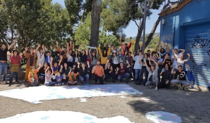 Participants del segon seminari del projecte Font: PINCat
