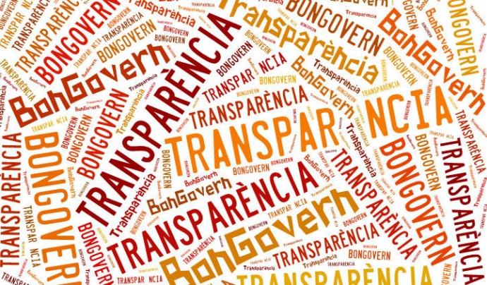 """El Síndic de Greuges ha alerta sobre """"l'alentiment general"""" en l'aplicació de la Llei de Transparència."""