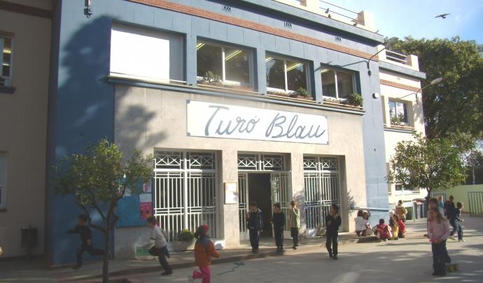 L'Escola Turó Blau és un dels dos centres educatius que ja apliquen aquest model.