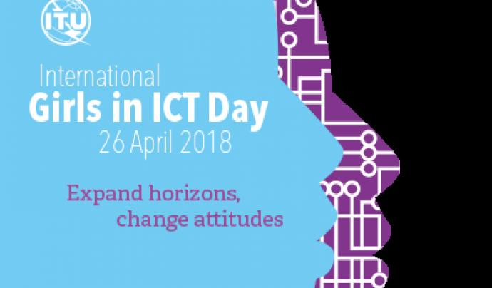 'Ampliar horitzons, canviar actituds' és el lema del Dia Internacional de les Nenes en les TIC 2018