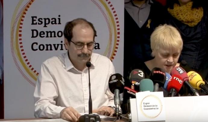 Jordi Giró, president de la CONFAVC.