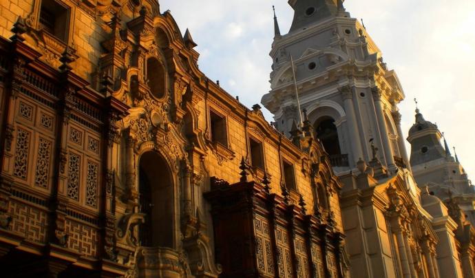 Centre històric de Lima, Perú