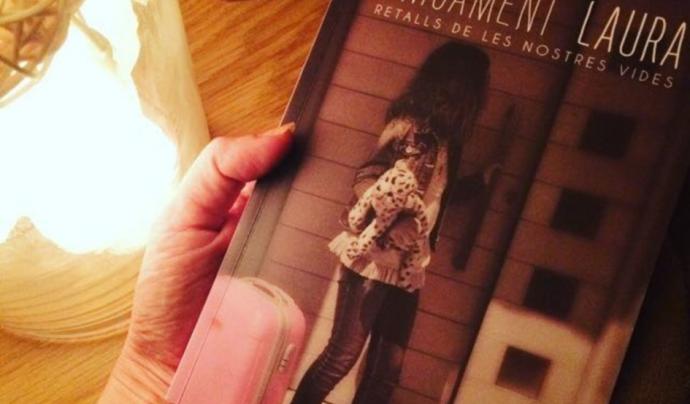 Llibre 'Únicament Laura, retalls de les nostres vides'