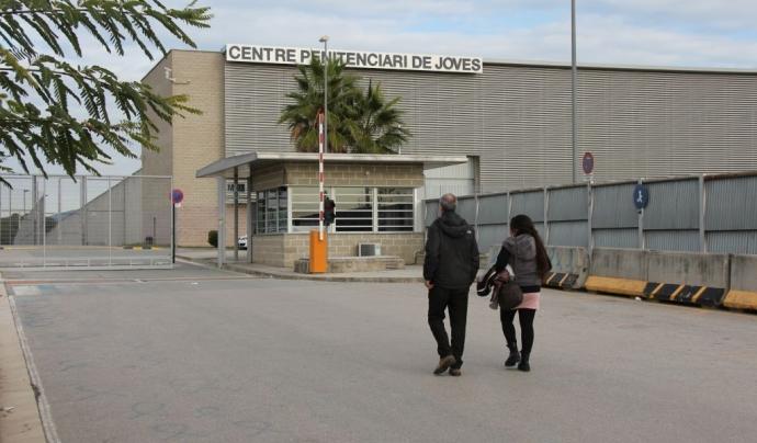 L'Associació Cedre treballa amb menors del Centre Penitenciari de Joves. Font: Associació Cedre