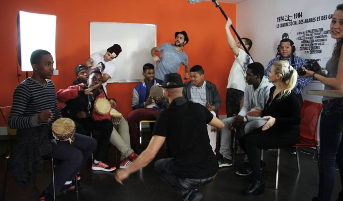 Projecte Young Urban Media Makers