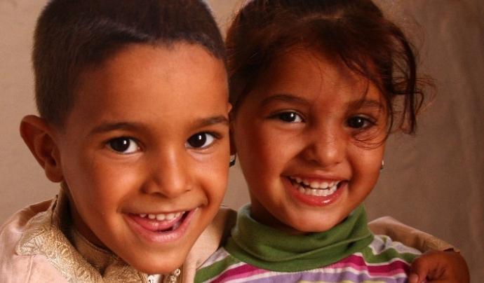 Els nens i nenes que esperen ser acollits tenen entre 10 i 12 anys Font: Vacances en Pau