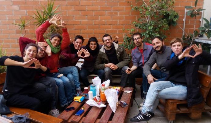 Equip de l'Associació Candela / Foto: Associació Candela