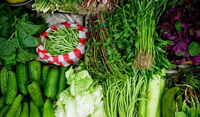 Cada vegada més, hi ha un moviment pro veganisme per eliminar de la dieta els productes d'origen animal. Font; Unsplash. Font: Font: Unsplash.