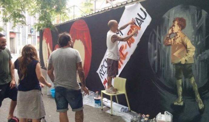 Reivindicació al carrer