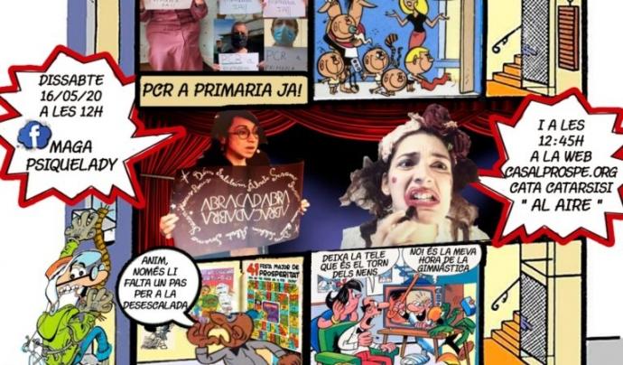 vermutsical del dissabte 16 de maig a Barcelona, Nou Barris Font: Ateneu i Casal de Joves de la Prosperitat, Barcelona