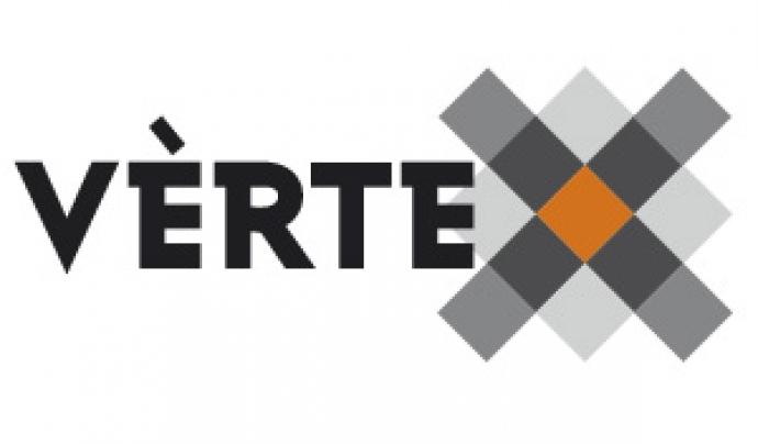 Logotip Vèrtex