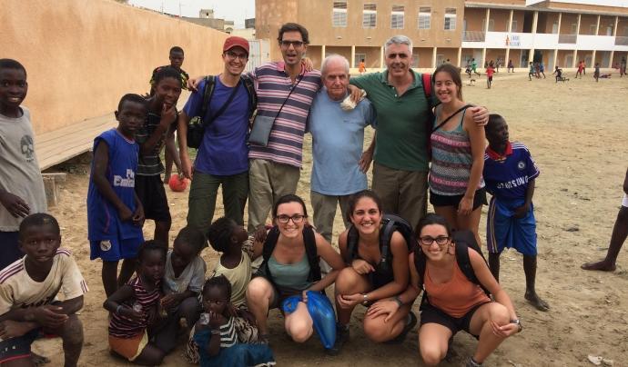 Expedició Futbol Solidari