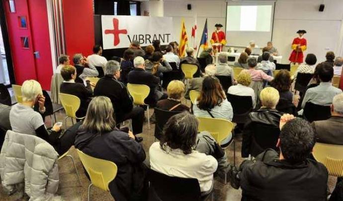 Vibrant porta cinc anys fent tasques de divulgació històrica i cultural catalanes a les xarxes. Font: Vibrant