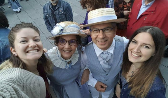 Als intercanvis es fan moltes activitats Font: La Víbria