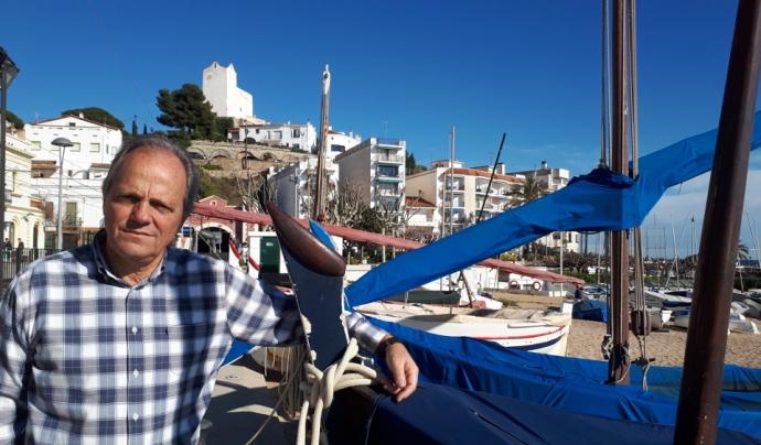 Les embarcacions tradicionals són un dels elements del patrimoni marítim que A tot drap conserva Font: A tot drap