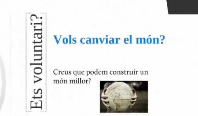 Fragment del vídeo de l'Energia Voluntària Font: