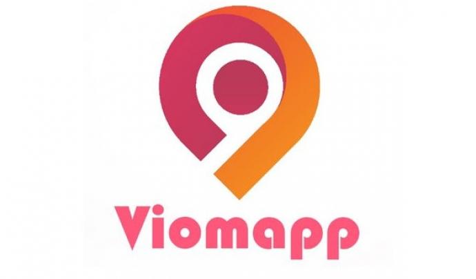Logotip de Viomapp