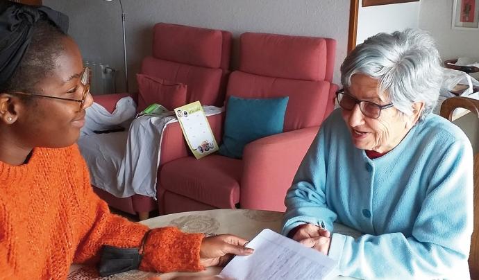 Diferents projectes ofereixen una resposta per l'habitatge de la gent gran. Font: Fundació Roure.