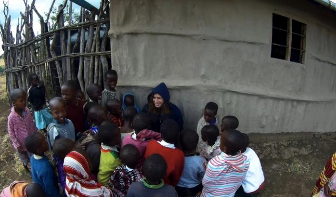 ONG Voluntariado Àfrica a Tanzània