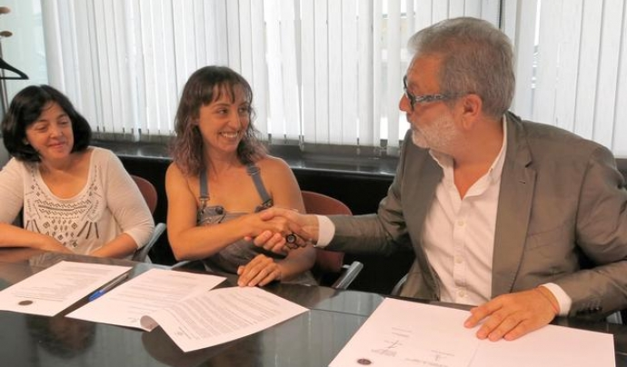 Signatura conveni